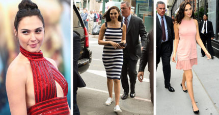 蓋兒被發現宣傳《神力女超人》時都只穿平底鞋,「不穿高跟鞋原因」造福女性!