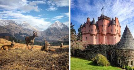 24張證明「去蘇格蘭打卡會讓你回不去」的不科學蘇格蘭美景照。