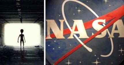 知名駭客組織「匿名者」爆料「NASA發現外星人存在」,NASA終於回應了...