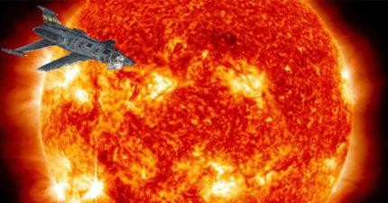 NASA將「直接飛入太陽」,找出改變人類秘密:為何太陽大氣層比表面還要熱