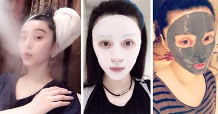 到底敷完面膜後「應不應該洗臉」?99%的人都做錯,而且後果比不敷更慘!