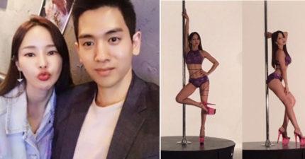 27歲小鮮肉男星女友超辣,透露她年齡網友都大喊:「無法接受!」