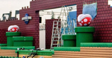 日本環球影城2020將開幕「瑪莉歐世界」!瑪莉歐賽車雲霄飛車讓人等不及了!