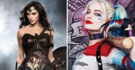 《神力女超人》蓋兒加朵魅力無法擋!完勝「小丑女」空降成為「DC新一代全能女神」!