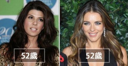 20個魅力完勝輕正妹的40歲以上「越老越美好萊塢極品熟女」。