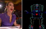 燈關掉後只看到「任天堂時代畫面」,超模之母大叫「我感受到了」衝上台按黃金鈕!