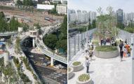 首爾把廢棄高架橋打造成「最浪漫打卡景點」!一到晚上美到「像銀河一樣」!