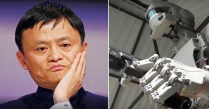 馬雲警告「科技將會引爆第3次世界大戰」!他預測:「未來每天只需工作4小時、一週4天」。