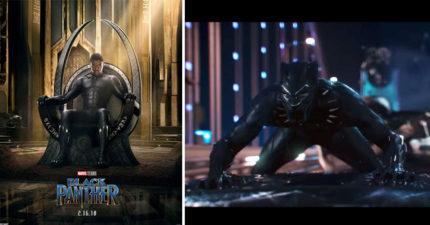 在《英雄內戰》最搶眼的《黑豹》電影預告片出爐!裡面這個男配角怎麼也是另一個超級英雄?!
