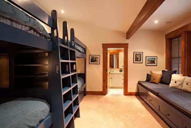 30個讓你發現浪費太多空間的最完美臥室設計。