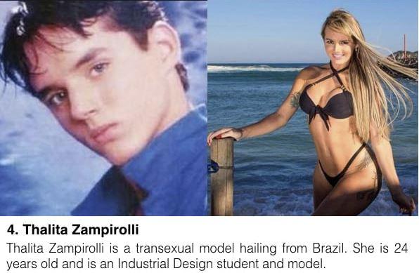 11位證明跨性別搶你飯碗「永遠比男生帥/比女生美」的跨性別名人!