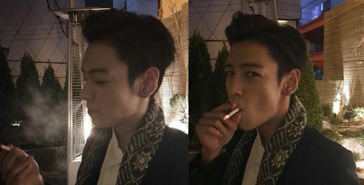 恐被關5年!「BIGBANG」T.O.P吸食大麻被抓!他辯稱是「電子菸」但被化驗結果打臉。