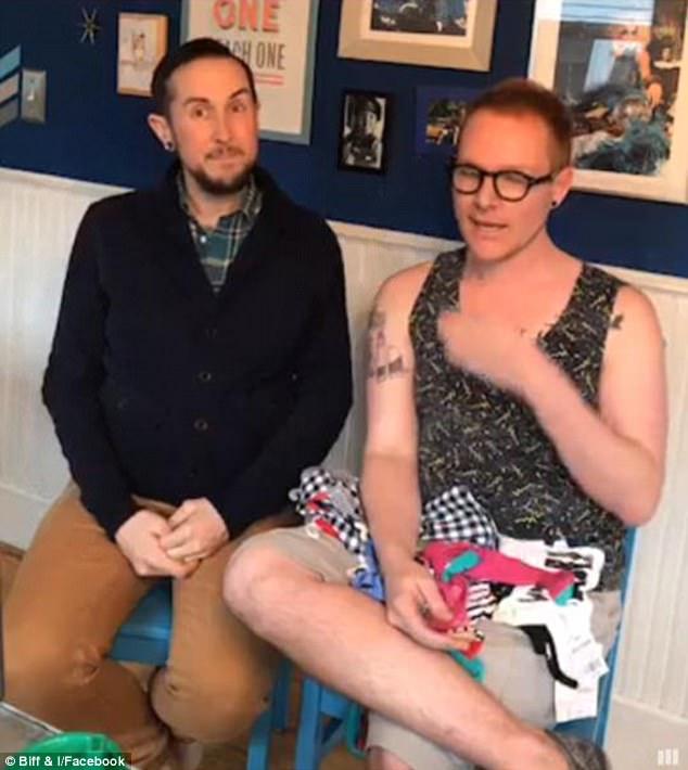 美國男同志夫妻歷經流產「終於成功懷孕」!網友:兩男如何懷孕?