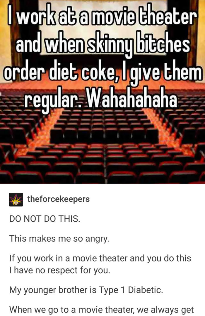 他把客人點的低熱量可樂「偷偷換成一般可樂」自以為幽默,差點把人害死被網友嗆到快死!
