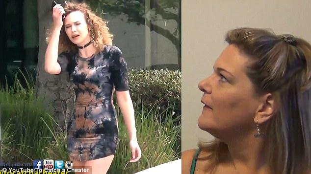 老婆想離婚「請正妹女模色誘老公」抓劈腿證據,但最後發展讓她欲哭無淚...