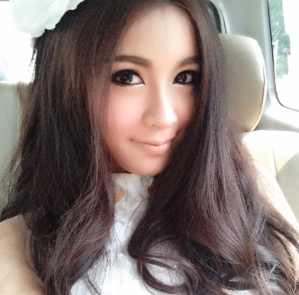 13個全泰國「比女人還女人」的最美人妖排名。男網友哭喊:「我全都要!」