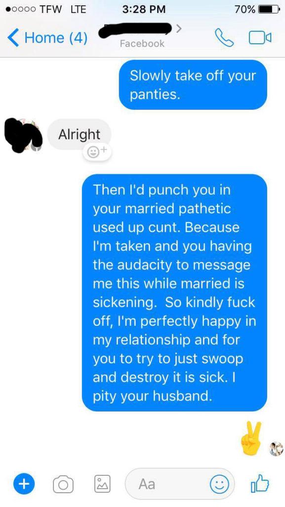 前女友介入他生活「打算徹底毀掉他婚姻」,男生開出「最有殺傷力黃腔」直接K.O!