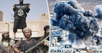 IS自殺客衝入房間「秒引爆炸彈」,以為立大功「卻炸死一群在開會的自家長官」...