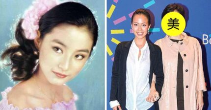 永遠的玉女!63歲林青霞「同台28歲繼女」,網友秒懂「美麗與年齡」根本無關!