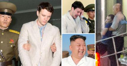 遭北韓囚禁美大學生回家6天就死,「昏迷一整年」北韓還撒謊!川普恐怕要有大動作了!
