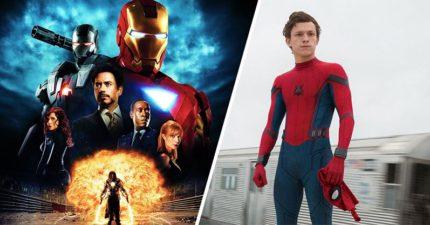 「蜘蛛人」驚爆早就客串過《鋼鐵人2》!「彩蛋埋7年」彼得帕克親口證實!(影片)