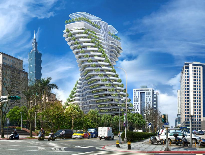 全台最貴旋轉豪宅「價值逾10億」即將完工!每戶300坪內部超美「有錢也不一定能住」郭董就包了2戶!