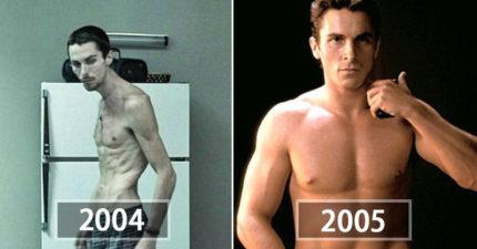 為了演《蝙蝠俠》,克里斯汀貝爾用這個方法「短短6週」變身爆肌型男!