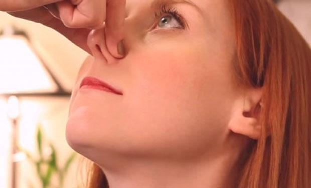 2個步驟解決「鼻塞困擾」超輕鬆 不用20秒鼻子就暢通!