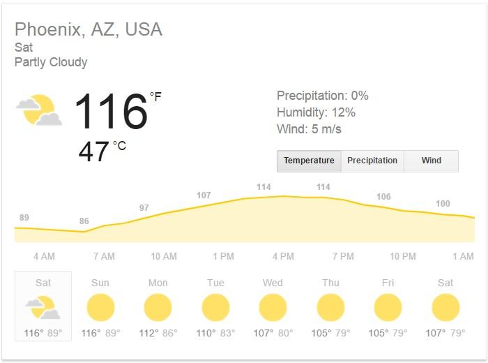 美國「溫度高達47度」地球快變地獄!所有東西都融化連仙人掌都得了憂鬱症! (11張)