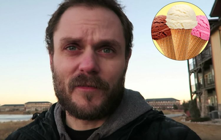 男子挑戰「連續100天只吃冰淇淋」!狂減14公斤「身體變健康」血糖指數驚人!