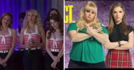 最新《歌喉讚3》預告片,女孩們「全體,1:54根本變暴力動作片!