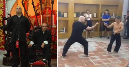 詠春高手到越南挑戰空手道大師「超精采」,TKO的下個目標是「狂人徐曉冬」!