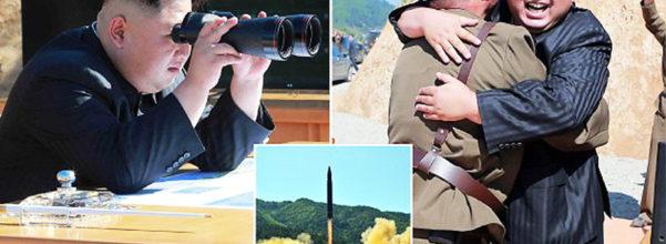 金正恩暴怒了!美國情報局分析證實:北韓可能最快今日發射核彈!