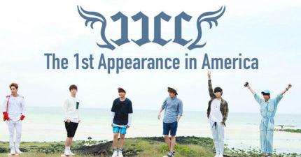 成龍親手打造K POP男團「JJCC」首次進軍美國!預計在這「7個地方」展開巡迴表演!