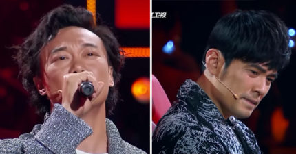 陳奕迅上台挑戰唱《十年》不停「走音」讓觀眾捏把冷汗...(影片)