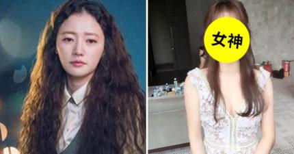 《三流之路》雪熙「捲髮→頭髮拉直」秒變女神!「真實年齡」讓網友下巴都掉下來!