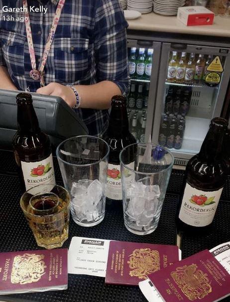 男子告訴女友「我出門喝一杯馬上回家」,隔天出現在西班牙島上...