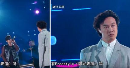 周杰倫:有Freestyle嗎?陳奕迅傻掉後...秒變超精采!合體《謝謝老斑鳩》超屌!