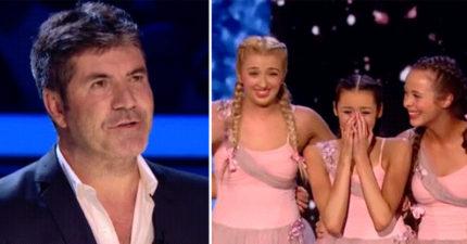 《英國達人秀》女孩付不起手術費恐「一生都無法再跳舞」,毒舌評審霸氣「自掏300萬」讓她再活一次!