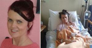 醫生以為她患的是憂鬱症,結果2年後她被告知「只剩8個禮拜生命」。