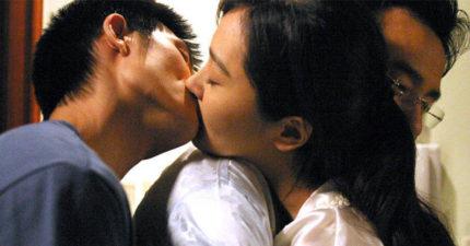 5000人研究指出「男生並不覺得舌吻算出軌」,女生要小心了!