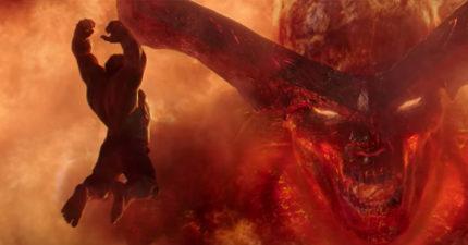《雷神索爾3》最新預告,洛基回歸跟索爾聯手!2:08 浩克:「索爾悶燒性感!」