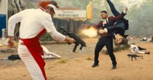《金牌特務2》紅版預告出爐,4場跟「教堂大戰」匹敵的超帥打鬥場面!
