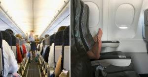 女子在飛機上碰到「最恐怖的惡夢」乘客,還說:「接下來的事比這個噁100倍...」。網友:不要啊...