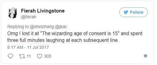 他初次讀哈利波特被「強暴、姦屍」情結嚇傻「真的是童書」?真相大白讓他超失望「大人版本有趣多」!