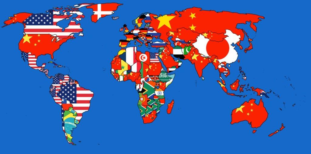 28張「徹底粉碎你對世界認知」的超專業世界地圖!#20 全世界「最少愛愛」國家跌破眼鏡...