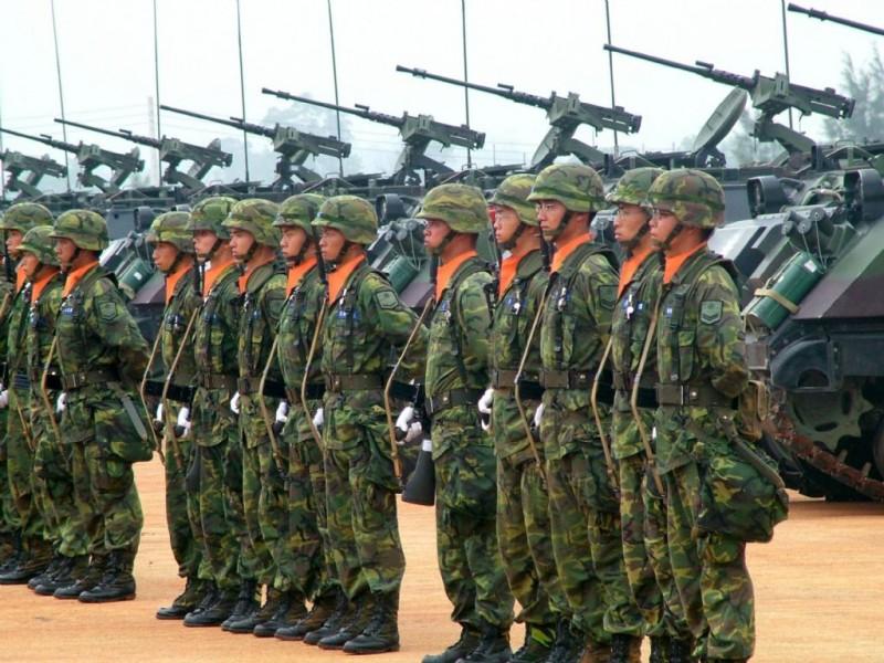 美方官員建議台灣不該募兵「該回到徵兵制」,近幾年變化太大「台灣要靠自己」!