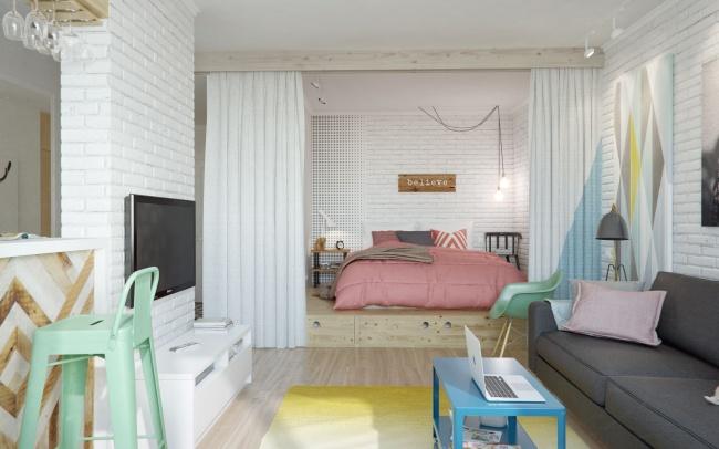 25個「讓你家輕鬆變超美時尚豪宅」的超簡單DIY巧思,#2 女生房間必備!