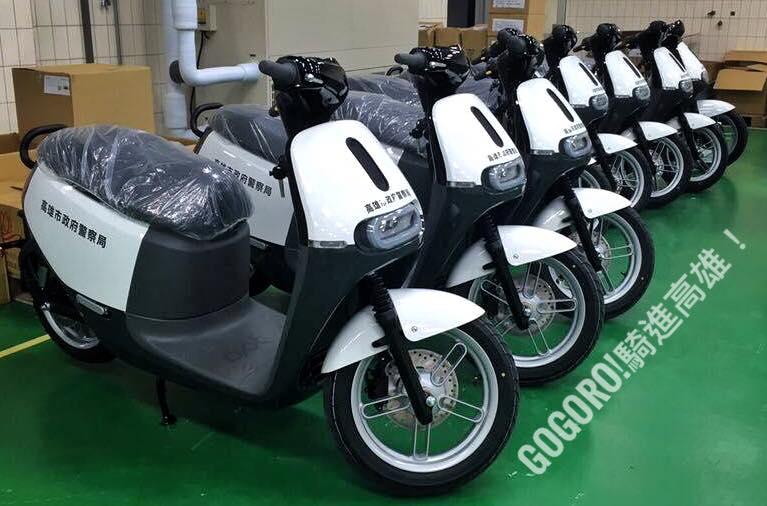 高雄警局宣布「機車換Gogoro」!追不到人?網友:它的加速很變態!