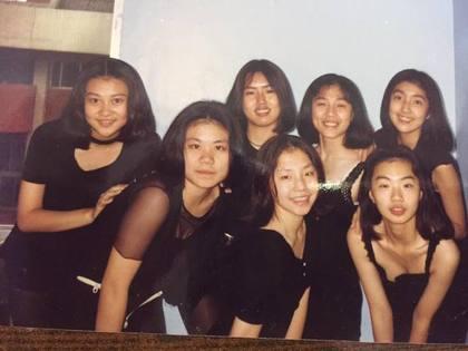 楊謹華「少女時代」時期照片曝光!網友開眼界了!(3張)